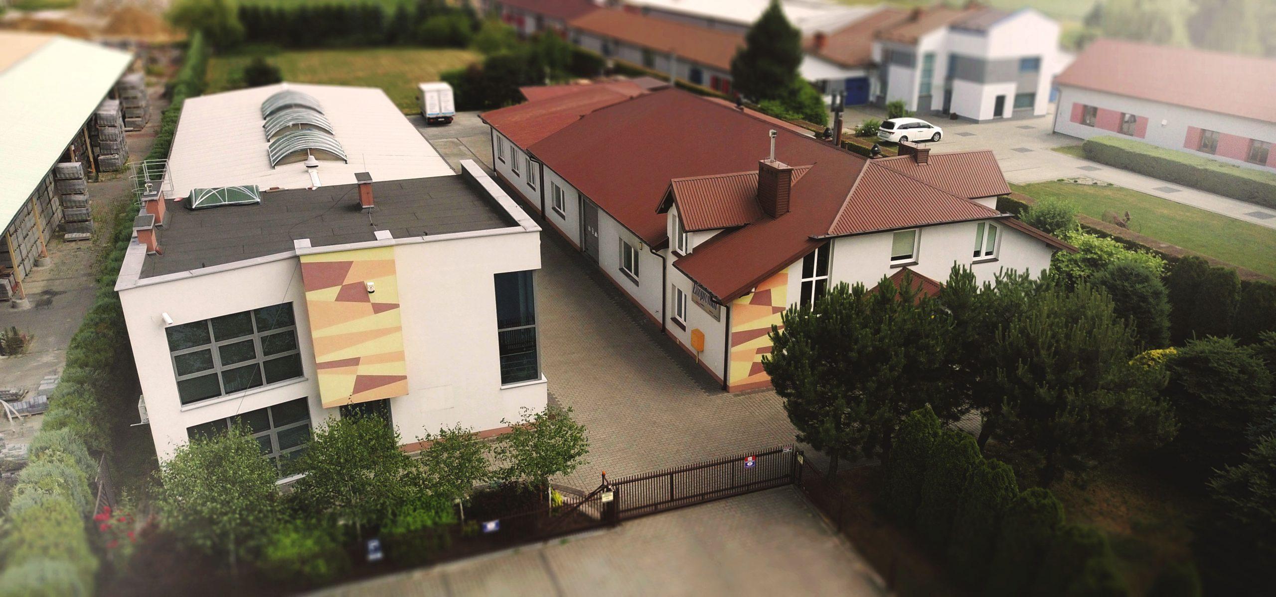 Siedziba firmy Ekopromal